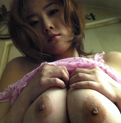 Kaoru Saurako Amazing Natural Big Tits