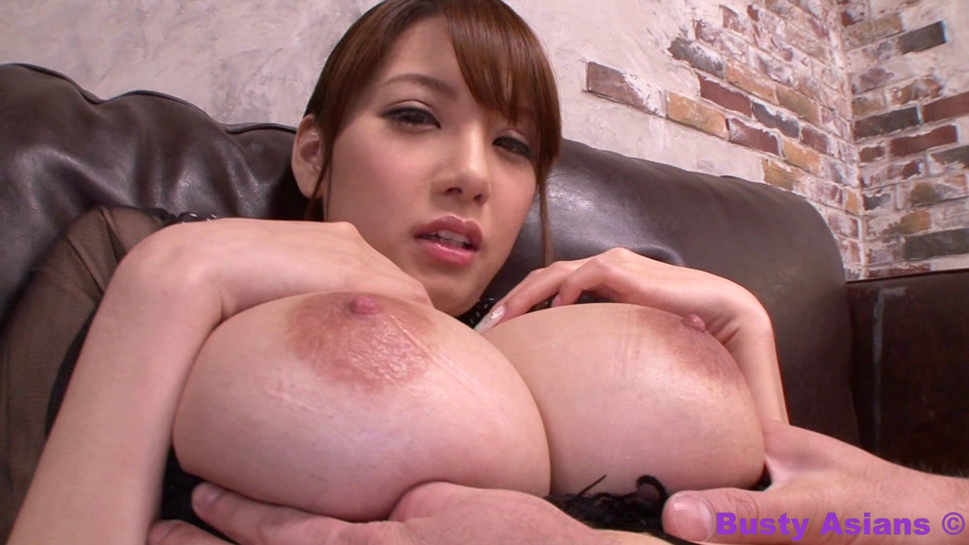 Japanese girl with nice big boobs fucked in the library